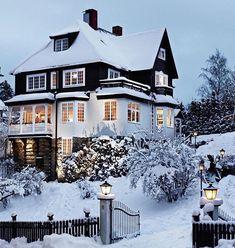 blogging4style Winter Szenen, Winter Travel, Winter Time, Winter Christmas, Swedish Christmas, Merry Christmas, Paris Winter, Winter Light, Norway Winter