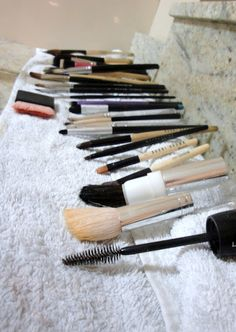 Make-Up Anonymous: Brush Cleaning Tips