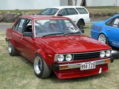 1980 Toyota Corolla Maintenance/restoration of old/vintage vehicles: the material for new cogs/casters/gears/pads could be cast polyamide which I (Cast polyamide) can produce. My contact: tatjana.alic@windowslive.com