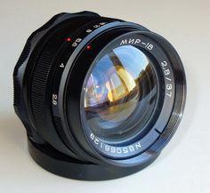 MIR-1B 2,8-37 M42 Wide Angle Lens