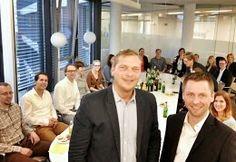 Heut' abend zu Gast bei achtung!: 30 Junioren des Marketing Clubs Hamburg. Mit allerhand guter Fragen.