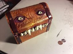 Monster Boxes Will Keep Your Treasures Extra Safe From Humans -  #boxes #monsters #scary