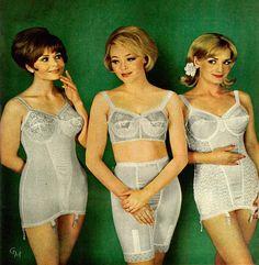 underwear shapewear Vintage