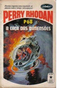 Banda Desenhada e Fantasia: Perry Rhodan: A Caça das Dimensões