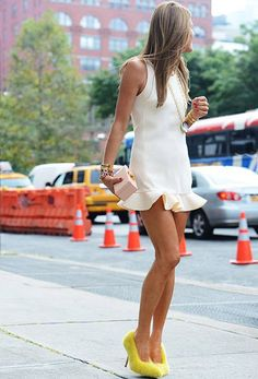 Anna Dello Russo - The Best Street Style at New York Fashion Week 2013 Last Days! By Pilar Rossi
