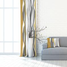 Tkanina zasłonowa 370979/2003 - szerokość 150cm | Sklep internetowy Firantex Curtains, Living Room, Home Decor, Blinds, Decoration Home, Room Decor, Home Living Room, Drawing Room, Draping