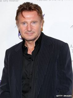 Liam Neeson receives an award  http://britsunited.blogspot.com/2012/11/liam-neeson-to-receive-freedom-of.html
