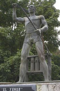 Black History Heroes: Gaspar Yanga and Blacks in Mexico: 1570 African Slave Revolt in VeracruzThe heritage of Africans in Mexico after Christopher Columbus is a rarely explored topic in the history books of the Americas. Gasper Yanga is one of the neglected figures within African history in the Americas. He was the founder of the town Yanga, located in the Veracruz region of Mexico, between the Port of Veracruz and Córdoba. It is among the first free African settlements in the Americas…