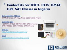 The TOEFL test has more than 50 per year test dates and locations than any other English-language test in the world. You can appear in the test as many times as you wish, but u can't take it more than once in a 12-day period. If u already have a test appointment, you can't register for another test date that is within 12 days of your existing appointment.  For more information plz visit our website or call us at 08178217987, 07065353372  #Toefl #IELTS #EnglishClasses #NigeriaSchools #Nigeria