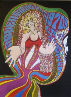 The Art That Defined a Generation. Wes Wilson, the father of the rock concert poster, took what was understood about promotional art and turned it inside-out. Learn more about his art, his life, and browse Wes Wilson originals in the shop. Rock Posters, Concert Posters, Cinema Posters, Wes Wilson, Wilson Art, Art And Illustration, Woodstock, Psychedelic Rock, Psychedelic Posters