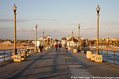 Huntington Beach Pier-Orange County
