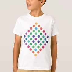 #Lovely Dots III T-Shirt - #cool #kids #shirts #child #children #toddler #toddlers #kidsfashion