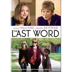 The Last Word (DVD 2017) DVD Closeout Sale! Brand New-Free Shipping!