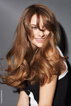 Ondulations glamour ! #collection #infinimentblonds #hair #cheveux #tendance #coiffure #blond #franckprovost #franckprovostparis