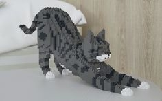 Cat 'LEGOS' For Those Obsessed With Cats