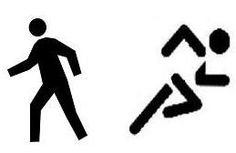 Andar reduz o risco cardíaco tanto quanto correr! | Zenemotion