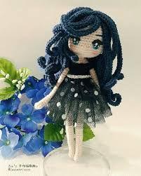 Resultado de imagen para Amigurumi doll.