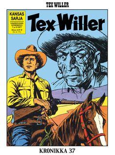 Tex Willer -kronikka: Tex Willer -näköispainos numeroista 7 ja 9/1977