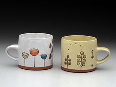 courtney murphy ceramics - just love the simple design and subtle colours