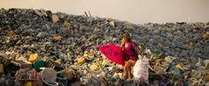 Alison Teal Visits The Maldives' Trash Island And Reveals The Plastic Problem That Isn't Shown On TV. Naked & Afraid. Reduce, Reuse, Recyce
