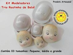 Biscuit, Baby Dolls, Mandala, Clay, Scrapbook, Shower, Ideas, Baby Faces, Doll Face