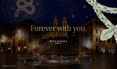 Step into the night with Bulgari to explore Rome's most iconic places