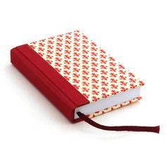 Day Planner 2016 red fleur des lys  #planners #planner #dayplanner #red #lily #fleurdeslys #handmade #nauli
