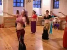 Natalia Fadda :Choreo to Umm Kulthum 1001 nights