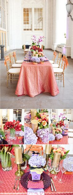 Affordable Wedding decor by Celebrity Planner Debi Lilly | Design & Decor | Wedding Design Ideas | | WEDDING NOUVEAU