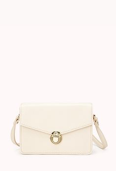 Sophisticate Structured Crossbody | FOREVER21 - 1040495166