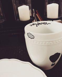Coffee Mug | Sharpie Mug | Hot Airballoon | Etsy http://etsy.me/2dbju0Y #travel #wanderlust