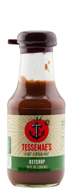Tessemae Ketchup #whole30 #whole30approved