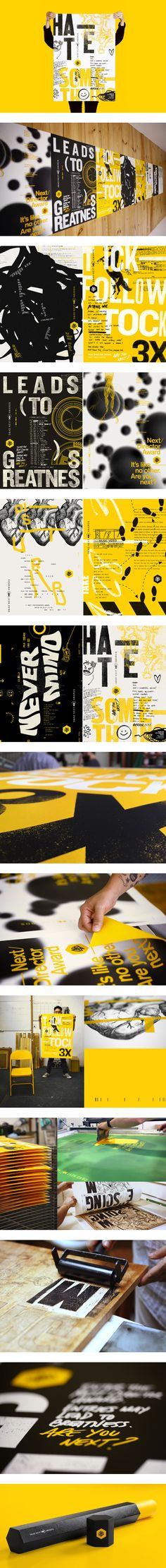 D&AD NEXT AWARDS - Rodrigo Castellari