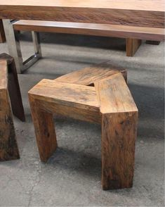 Woodworking Videos Bed - Woodworking Techniques Pictures Of - Woodworking Workshop Garage - - Amazing Woodworking Ideas - Woodworking Jigs DIY Log Furniture, Woodworking Furniture, Furniture Projects, Garden Furniture, Woodworking Projects, Live Edge Furniture, System Furniture, Woodworking Forum, Woodworking Workshop