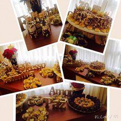 Festa em dourado! #gold #dourado #festa #decoração #party #love