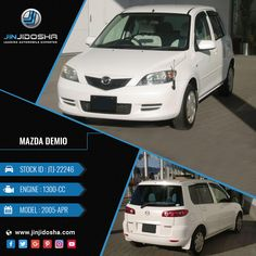 We Have Your #MAZDA #DEMIO 2005!   #JinJidosha #Japan #BestCarSellingCompany #UsedCars #Japanese #RHD #Drive #Carsforsale #Sale #Automatic #AT #Cars #Carswithoutlimits #Vehicles #Auto #Powerwindows #White #Familycar #Dealership #Offer #Order #Contact