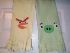 Angry Birds! Need to make one of these for my son.