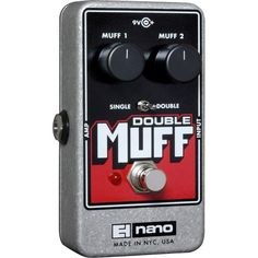 Electro-Harmonix Nano Double Muff Distortion