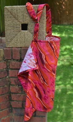 Adjustable Hoop Nursing Cover  Shades of Red by TheKeenBean, $15.00
