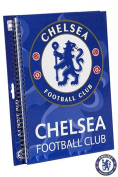 Chelsea FC Notebook