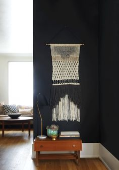 Decorate your walls with macrame - Chatelaine