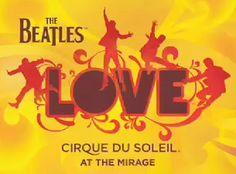 Cirque du Soleil - The Beatles Love Tickets - goalsBox™