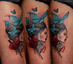 Lukasz Bam Kaczmarek, Kult Tattoo Fest