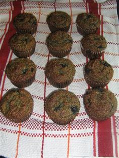 Banana Blueberry Almond Flour Muffins from our Eat-Clean Diet community!