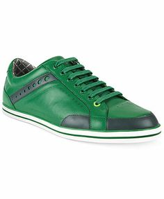 BOSS Green Apache Lace-Up Sneakers
