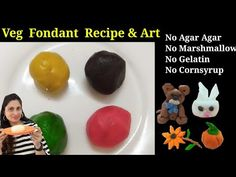 Veg Fondant for beginners।Only 3 Ingredient Veg Fondant।How to make fondant Teddy Bunny Cake art - YouTube Edible Clay, Cake Recipes For Beginners, Agar Agar, Making Fondant, Decorating Cakes, Clay Food, Cake Art, 3 Ingredients, Hello Everyone