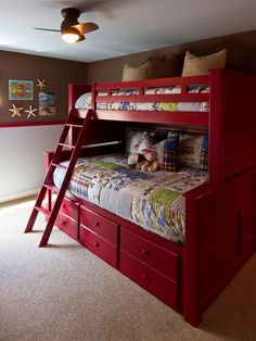 1000 images about double decker on pinterest double for Bedroom designs with double deck