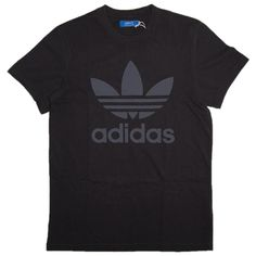 adidas shirts | Adidas Originals SPO T-Shirt Black - Mens T-Shirts from Attic Clothing ...