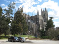 Duke University.... I want to attend here or Yale.