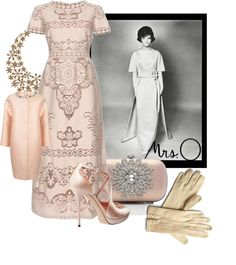 """The Other Mrs.O"" by the-house-of-kasin on Polyvore"